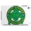Buff Lizard Original Mascot Tablet (horizontal)