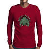 Buff Lizard Original Mens Long Sleeve T-Shirt