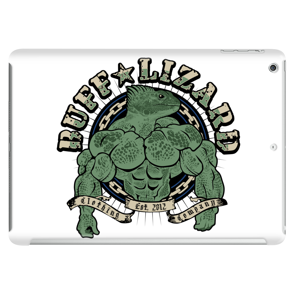 Buff Lizard Original Tablet (horizontal)