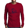 bUGbUs.nEt T-Shirt, Ovali  Mens Long Sleeve T-Shirt
