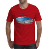 buick 1953 vintage color Mens T-Shirt