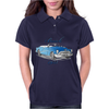 buick 1953 vintage color Womens Polo