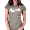 Bukowski Womens Fitted T-Shirt