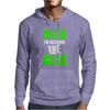 Bulk To Become The Hulk Mens Hoodie