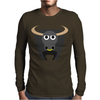 Bull Mens Long Sleeve T-Shirt