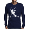 Bull Terrier Mens Long Sleeve T-Shirt