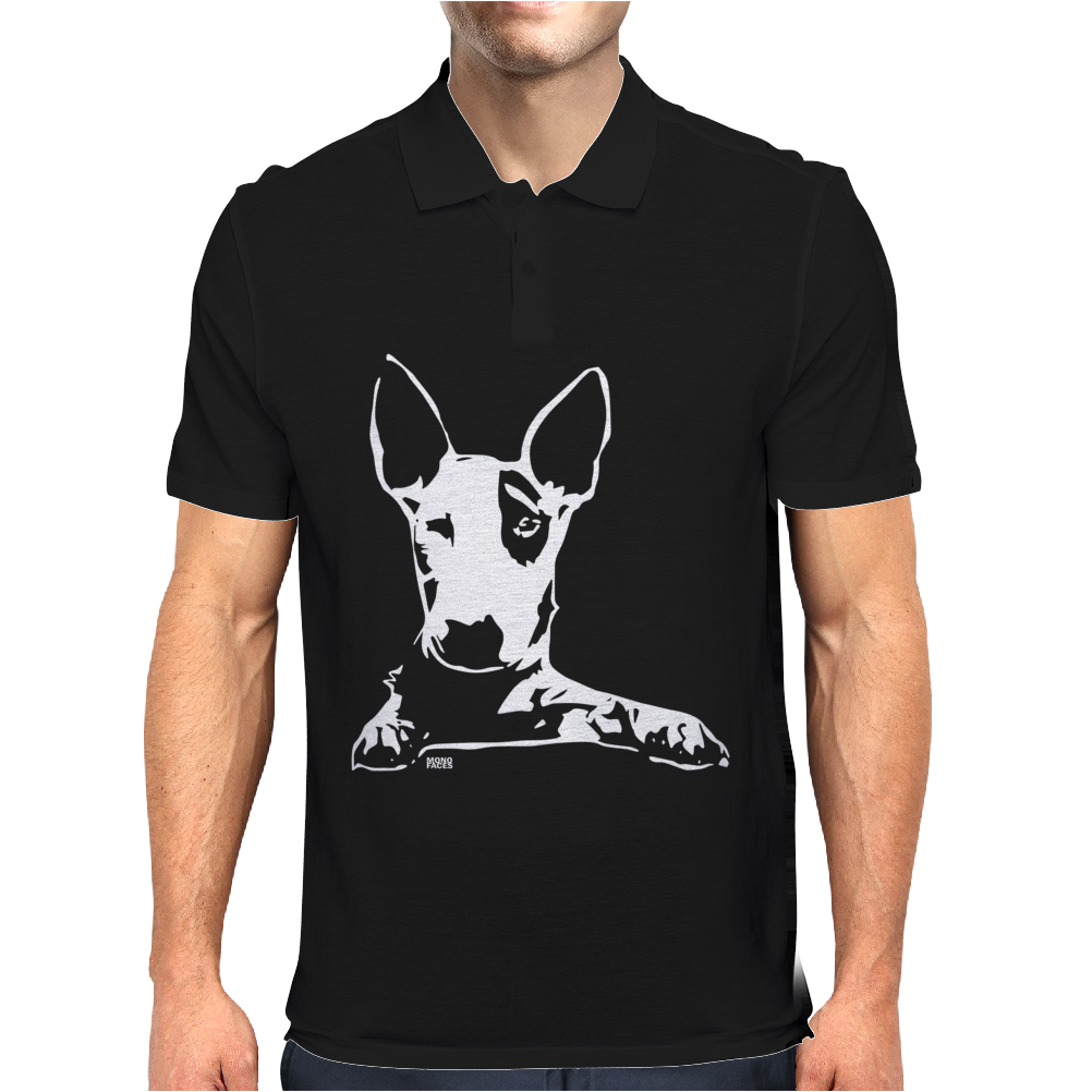 Bull Terrier Mens Polo
