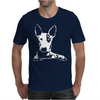 Bull Terrier Mens T-Shirt
