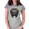 Bull Womens Fitted T-Shirt