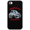 Bulldog Long Sleeve Phone Case