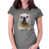 Bulldog Womens Fitted T-Shirt