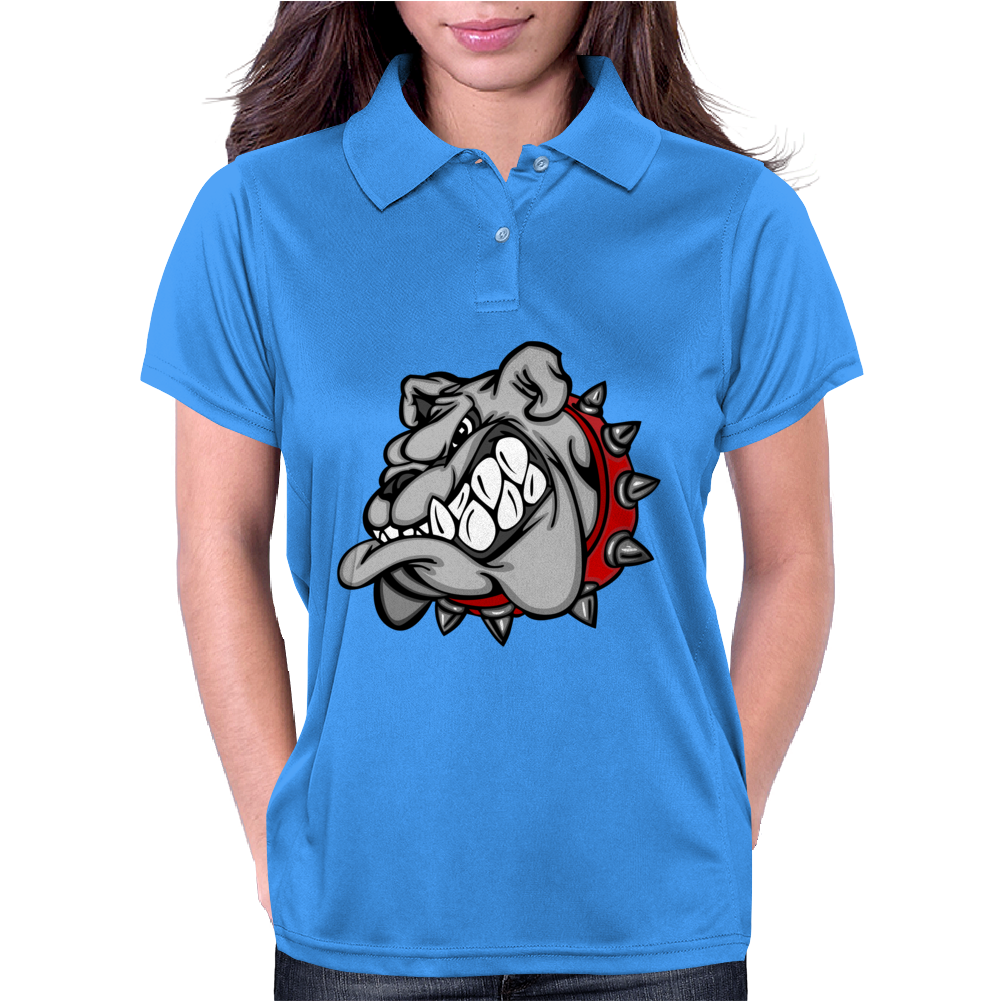 bulldog Womens Polo