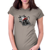 BullyWehr Womens Fitted T-Shirt