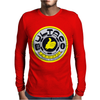 Bultaco Motorcycles Round Style Motorcycle Mens Long Sleeve T-Shirt
