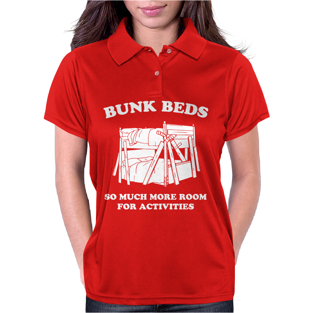 Bunk Beds Womens Polo