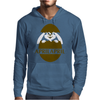 Bunny In The Egg Mens Hoodie