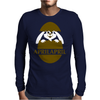 Bunny In The Egg Mens Long Sleeve T-Shirt