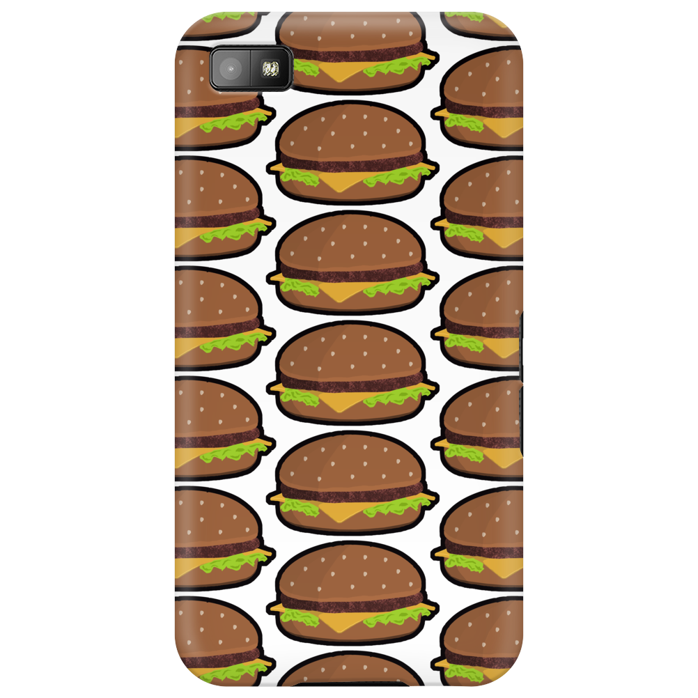 Burger Phone Case
