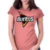 Buritos Womens Fitted T-Shirt
