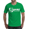 BURNS LONDON NEW Mens T-Shirt