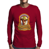 Burt Reynolds Classic Hooper Mens Long Sleeve T-Shirt