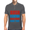 Bush Clinton Large Mens Polo