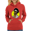 Bushido Brown The Boondocks Womens Hoodie