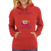 But First, Coffee Womens Hoodie