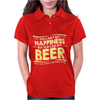 But You Can Buy Beer Womens Polo