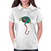 Butt-Bacteria Womens Polo