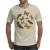 Butterflies Pattern Mens T-Shirt