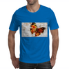 Butterfly grunge Mens T-Shirt