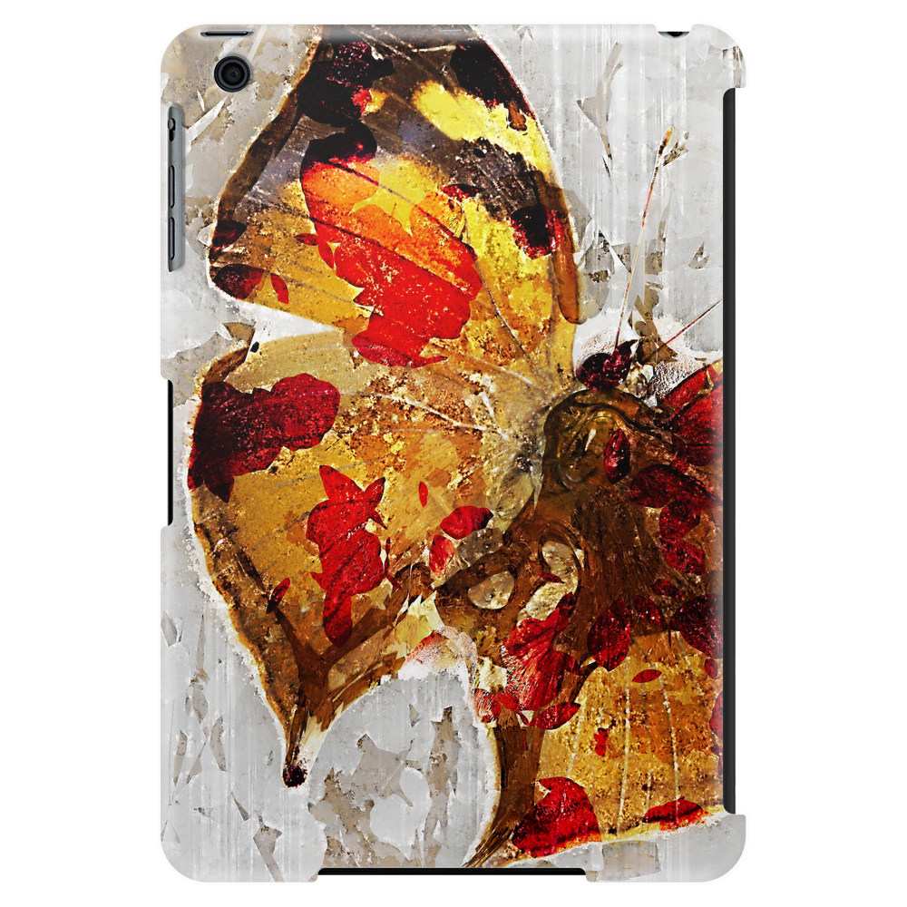 Butterfly grunge Tablet (vertical)