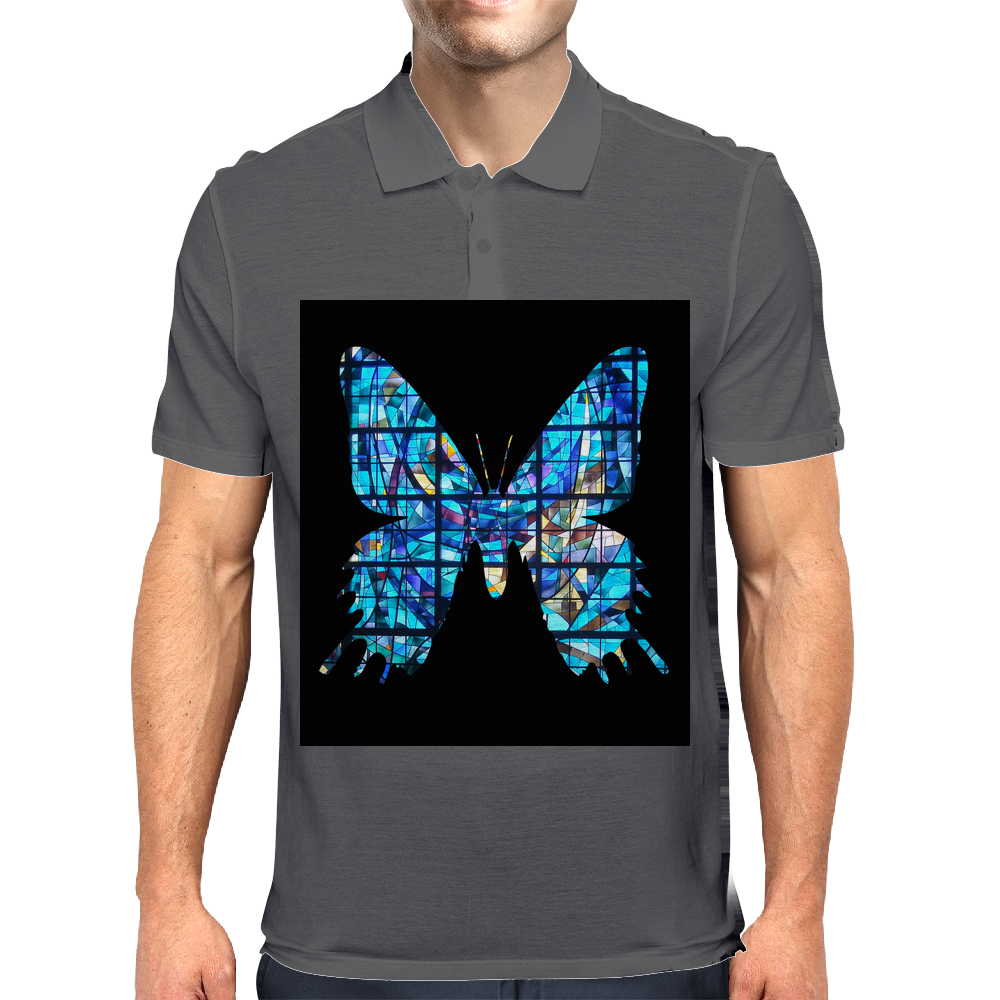 Butterfly Mens Polo