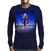 ButterFly Woman Mens Long Sleeve T-Shirt