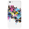Butterfly woman Phone Case