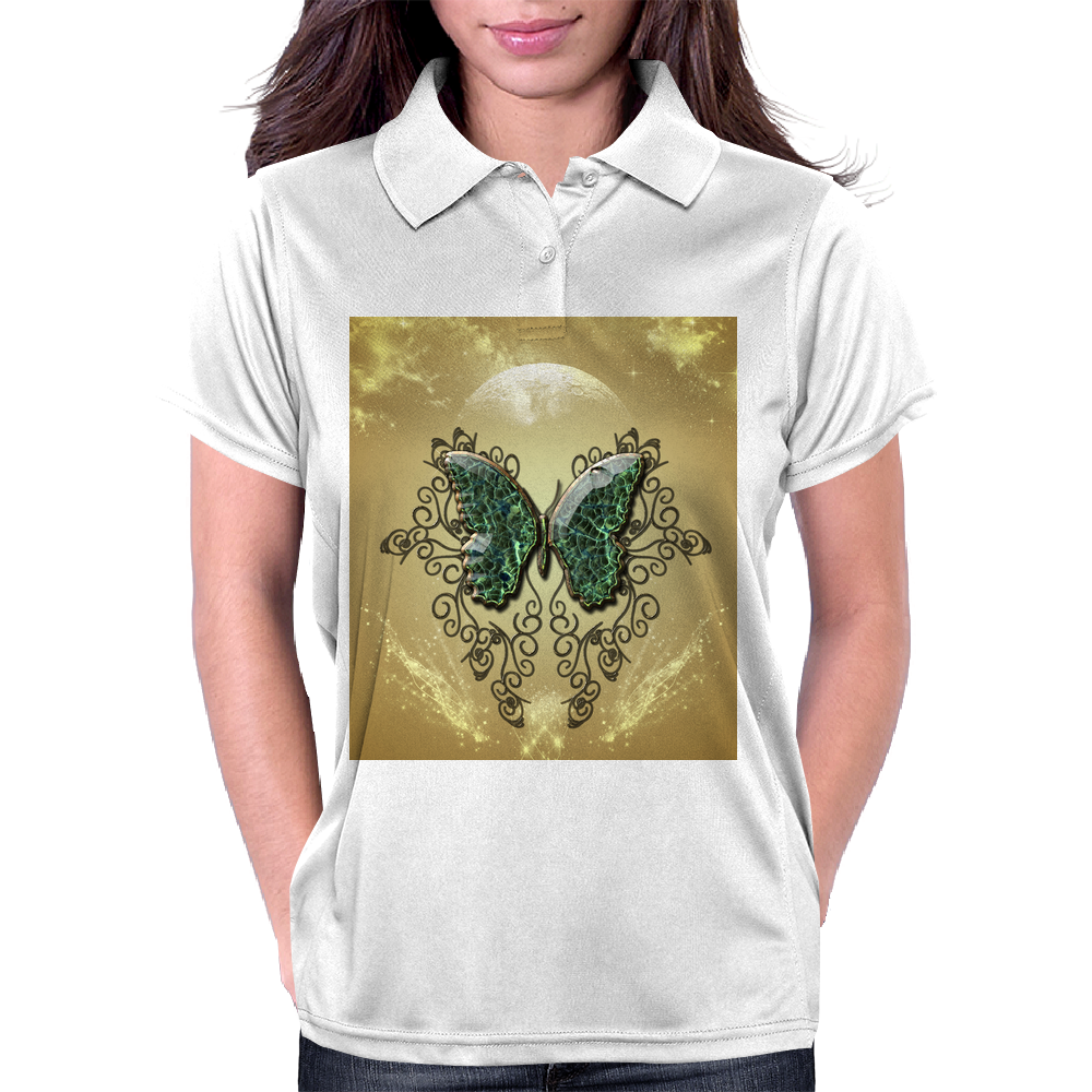 Butterfly Womens Polo