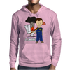 Butthole's Plumbing Mens Hoodie