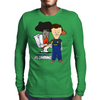Butthole's Plumbing Mens Long Sleeve T-Shirt