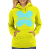 Buttwo Womens Hoodie