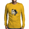 Buuu Moonlight Monster Caparazon Mens Long Sleeve T-Shirt