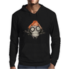 Buuu Moonlight Monster Florecilla Mens Hoodie