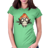 Buuu Moonlight Monster Florecilla Womens Fitted T-Shirt