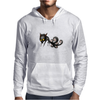 Buuu Moonlight Monster fox Mens Hoodie