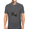 Buuu Moonlight Monster fox Mens Polo