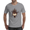 Buuu Moonlight Monster gallina Mens T-Shirt