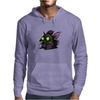 Buuu Moonlight Monster Loco Mens Hoodie