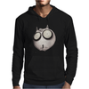 Buuu Moonlight Monster lunatico Mens Hoodie