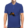 Buuu Moonlight Monster mouse Mens Polo