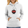 Buuu Moonlight Monster pototo Womens Hoodie